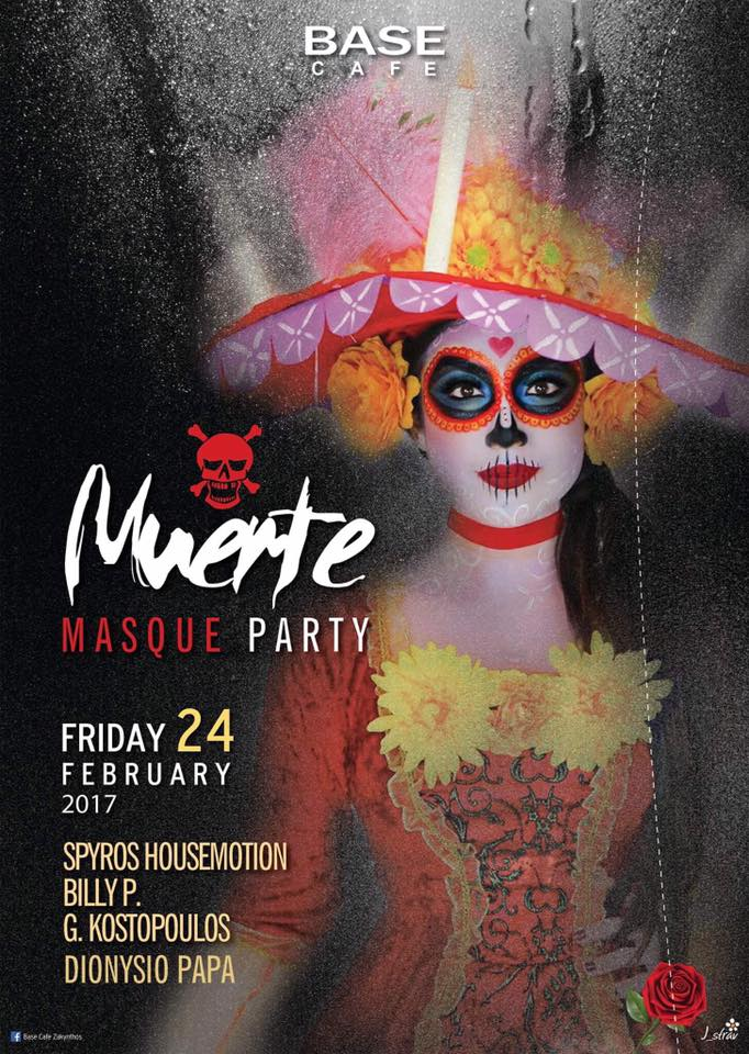 Muerte masque party
